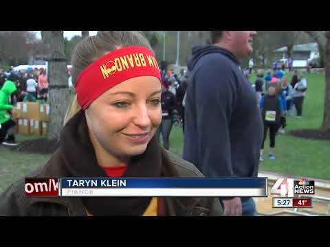 Rock the Parkway celebrates runner who died