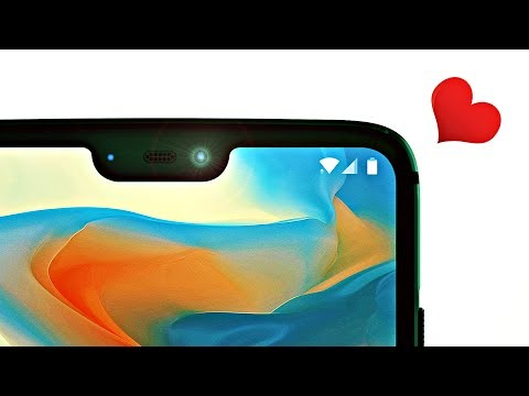OnePlus 6 OFFICIAL - Love The Notch!