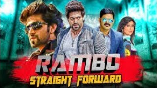 Rambo Straight forward (Santhu Straight forward) 2018 Hindi Dubbed Full Movie s Best Seen