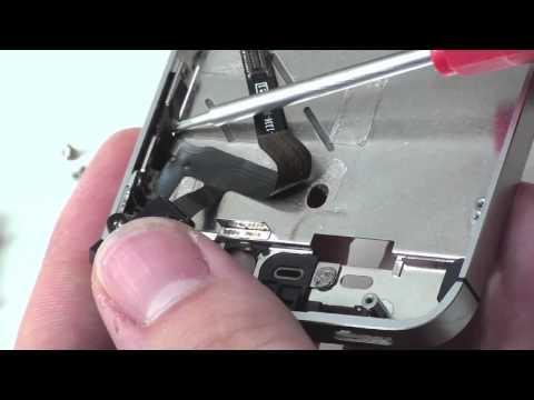 iPhone 4S Headphone Jack Install