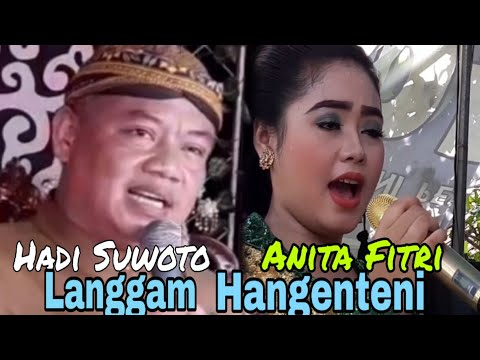 Lirik Lagu HANGENTENI Sragenan Karawitan Campursari - AnekaNews.net