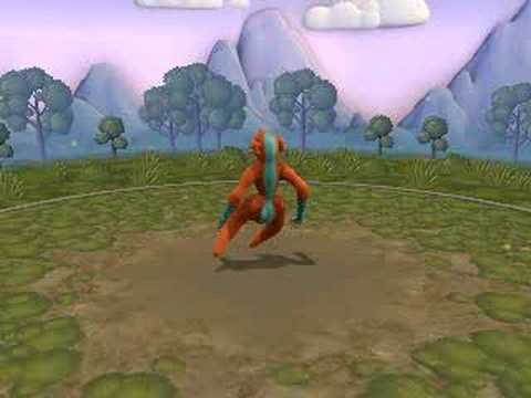 Spore Pokemon: Deoxys Normal Form
