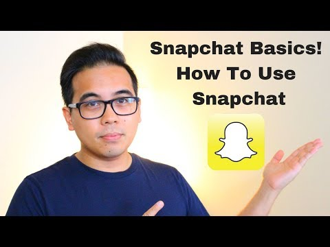 Snapchat Basics: How To Use Snapchat