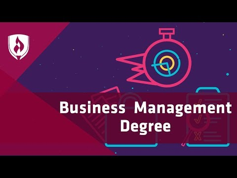 What Can You Do with a Business Management Degree?