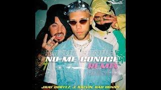 Jhay Cortez, J. Balvin, Bad Bunny - No Me Conoce 2.0 (DJ ALIEN OFICIALTM)