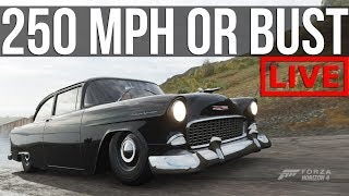 Forza Horizon 4 - Trying To Get To 250mph For As Little Money As Possible