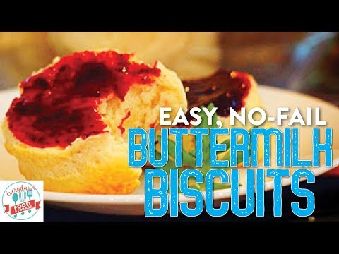 Super Easy Buttermilk Biscuits Anyone Can Make!