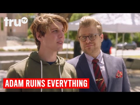 Adam Ruins Everything - Why You Won't Drop Out and Become Bill Gates | truTV