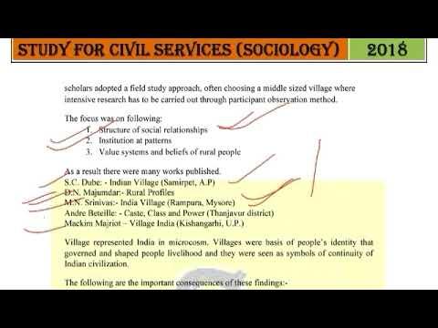 sociology optional for upsc ias pcs uppsc bpsc lecture 38   SOCIAL STRUCTURE & CASTE SYSTEM
