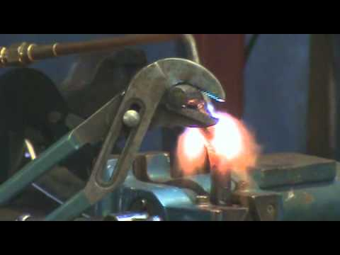Bending With Oxygen-Acetylene - Kevin Caron