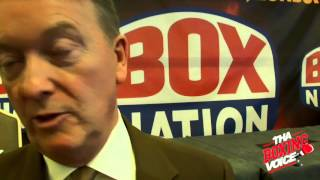 Frank Warren Goes Off On Hearn and Anthony Joshua, Crazy to Think Joshua is A Side vs Fury