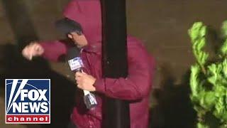 North Carolina coast pummeled by Hurricane Florence