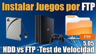 PS4 Remote Package Installer Tutorial (5 05 Jailbreak