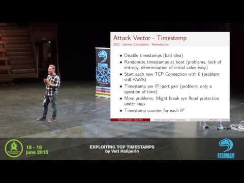 HIP15-TALK:Exploiting TCP Timestamps