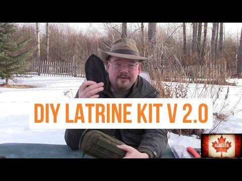 DIY Latrine Kit (Version 2.0)