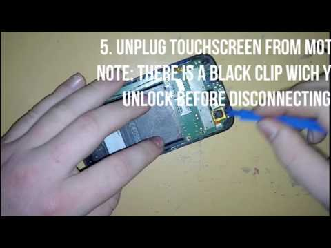How to replace broken screen on HTC Desire 310  under 5 minutes in 12 EASY steps [EN]