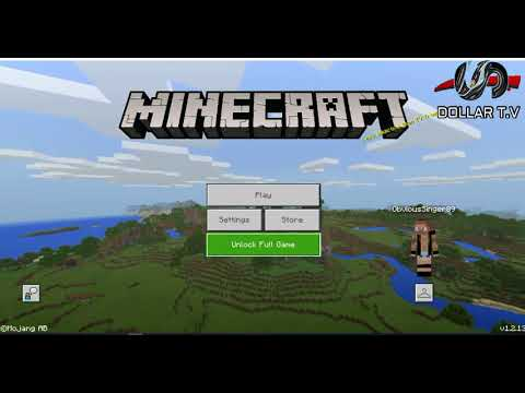 HOW TO PLAY/GET MINECRAFT WINDOWS 10 EDITION FOR FREE