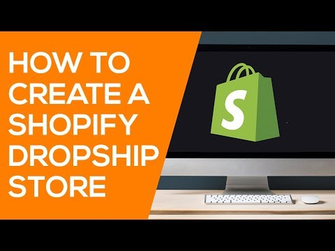 How to Create a Shopify Aliexpress Dropshipping Store with Oberlo [UPDATED 2018 TUTORIAL]