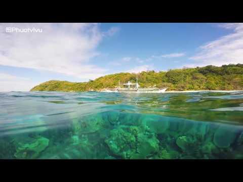 Du lịch Linapacan - thiên đường bị bỏ quên ở Palawan, Philippines