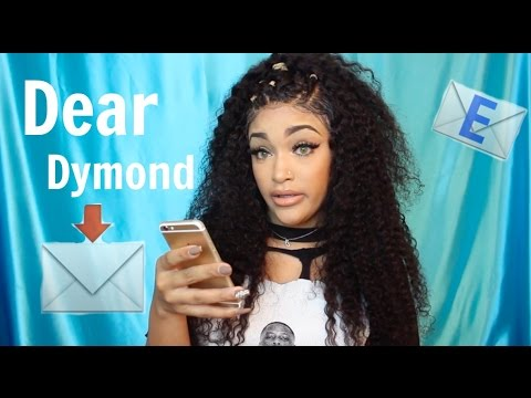 Dear Dymond, My BF's Mom Doesn't Like Me!!