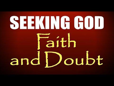 SEEKING GOD: Faith & Doubt -Rabbi Michael Skobac - Jews for Judaism (Shabbat, Torah, Israel, kosher)