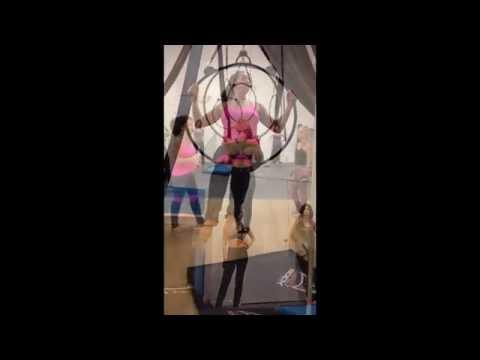 Atmosphere Fitness Aerial Hoop Teacher Training