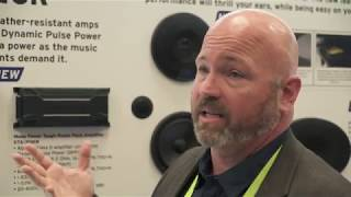 CES 2018: Alpine Jeep Wrangler Restyle car stereo, speakers, sub, and amps | Crutchfield video