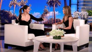 Major 'Friends' Fan Selena Gomez Gushes Over Jennifer Aniston
