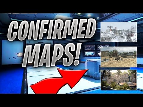 FIVE REMASTERED MAPS + NEW FREQUENCY MAP (NEW BLACK OPS 4 GAMEPLAY INFO! - FREE REMASTERED MAPS!)
