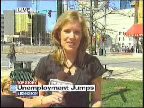 Kentucky Unemployment Up