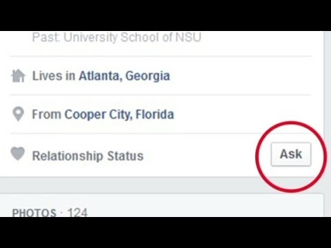 Facebook gets flirty with new feature