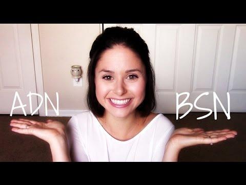 ADN vs BSN (pros & cons)