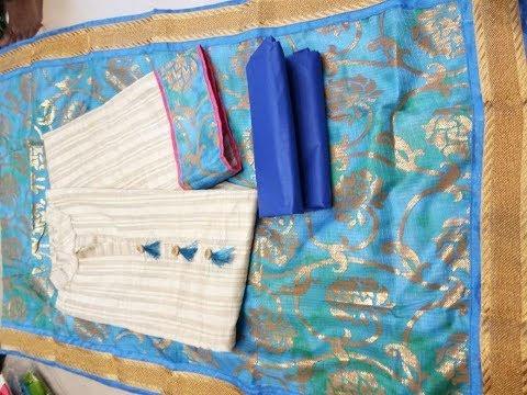 Latest Designer Salwar Suits Best Sale || Beautiful Raw Silk Salwar Kameez || suits discount price