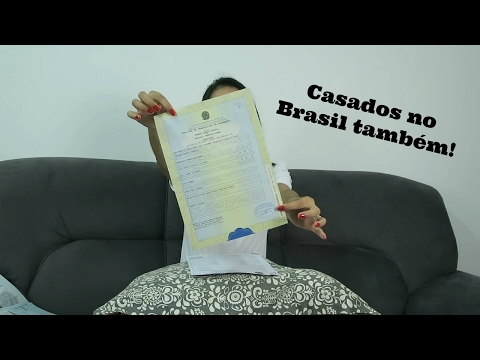 CASADOS NO BRASIL TAMBEM