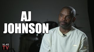 """AJ Johnson: Suge Pulled a Gun on Me for Playing """"Sleazy-E"""" in Eazy-E"""