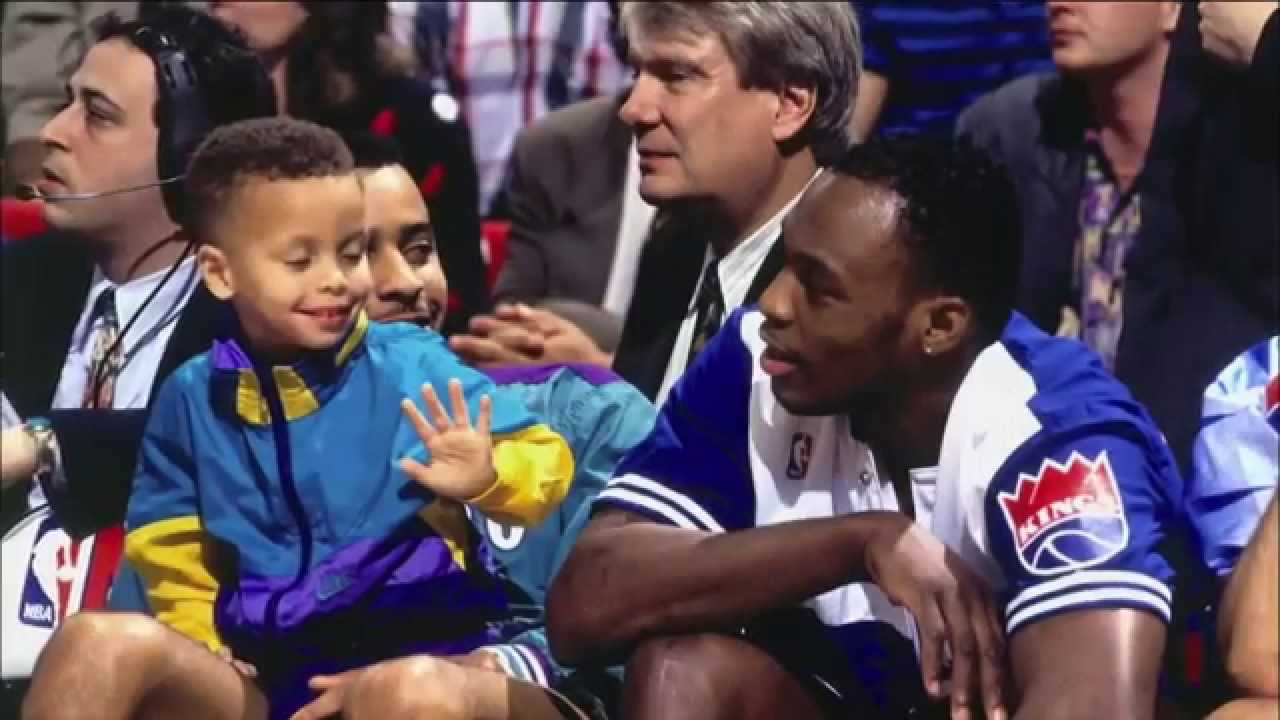 Stephen Curry & Dell Curry Mix   Like Father, Like Son   HD