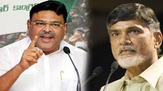 YSRCP Leader Ambati Rambabu Slams Chandrababu - Watch Exclusive