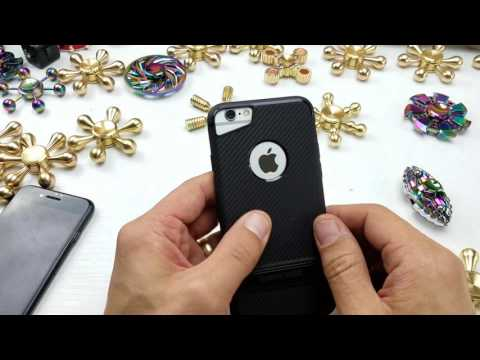 iPhone 6/6s/7 Silicone Case with Kickstand Review by Ivencase