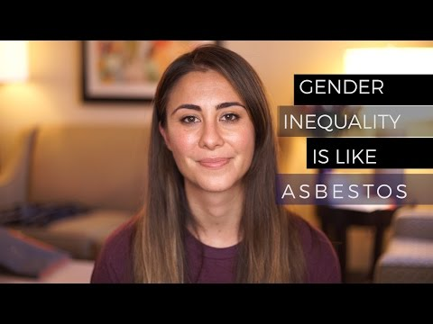 Why Workplace Gender Inequality is like Asbestos