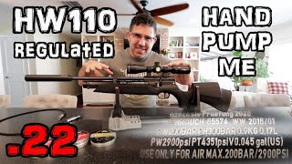 Weihrauch HW110  177 Air Rifle Review UK - #1 - Initial Review