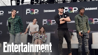 Teen Wolf Tyler Posey Dylan Sprayberry Cast Play Truth Or Dare Popfes