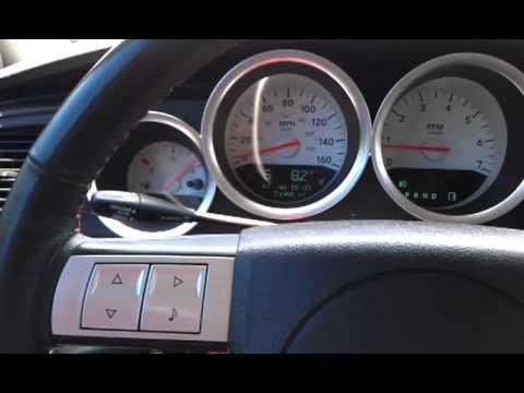 Dodge Magnum V 3 Fusion Color Change LED Halo Headlight Kit