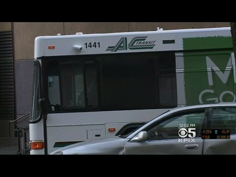 Students Worried AC Transit Could Cut Service To Schools In Oakland Hills