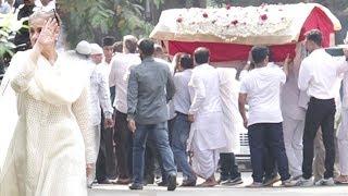 Dimple Kapadia Started CRYING After Seeing Mother Betty Kapadia Last Writes | Akshay Kumar