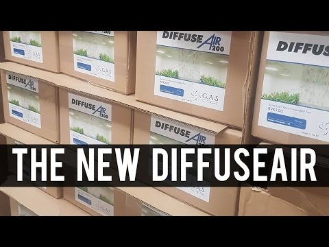 Introducing The DiffuseAir