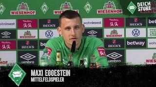 """Werder Bremen: Maxi Eggestein über Olympische Spiele in Tokio - """"Wäre gerne dabei"""""""