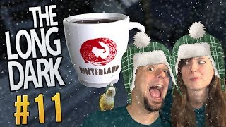 The Long Dark - Making My Wife Play The Long Dark #11 - ESPRESSO DISASTER