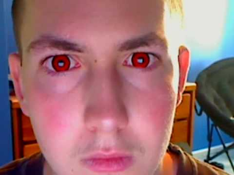 Red eye contacts Volturi