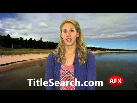 Property title records in Macomb County Michigan   AFX