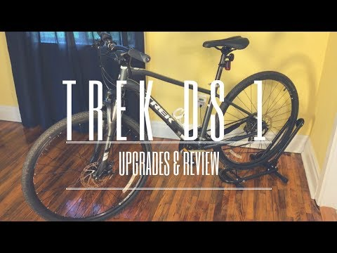 Trek DS 1 - Upgrades and 2 month review